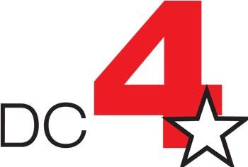 DC Lottery DC 4 Logo