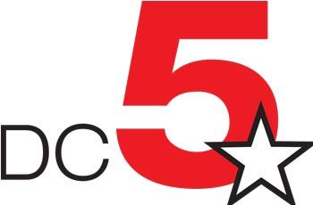 DC Lottery DC 5 Logo