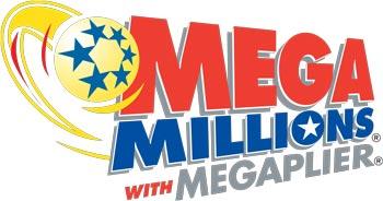 DE Lottery Mega Millions Logo