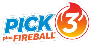IL Lottery Pick 3 Logo
