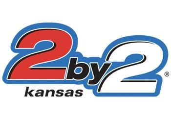 KS Lottery 2 by 2 Logo