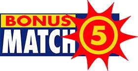 MD Lottery Bonus Match 5 Logo