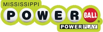 Mississippi Lottery Powerball Logo
