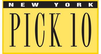 New York Lotto Pick 10 Logo