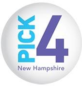 NH Lotto Pick 4 Logo