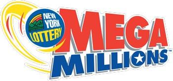 NY Lottery Mega Millions Logo