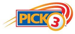 Ohio Lotto Pick 3 Logo