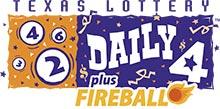 Texas Lottery Daily 4 Logo