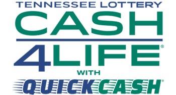 TN Lotto Cash 4 Life Logo
