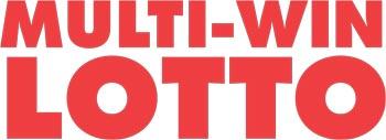 Delaware Lottery Multi Win Lotto Logo