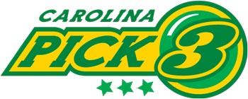 NC Lottery Carolina Pick 3 Logo
