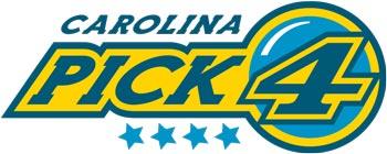 NC Education Lottery Carolina Pick 4 Logo