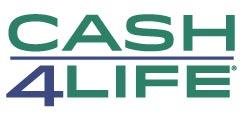 VA Lottery Cash 4 Life Logo