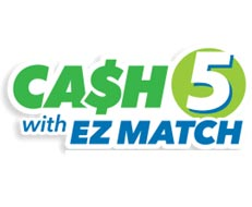 VA Lotto Cash 5 Logo